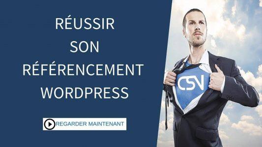 Référencement WordPress : Comment bien référencer son site WordPress ?