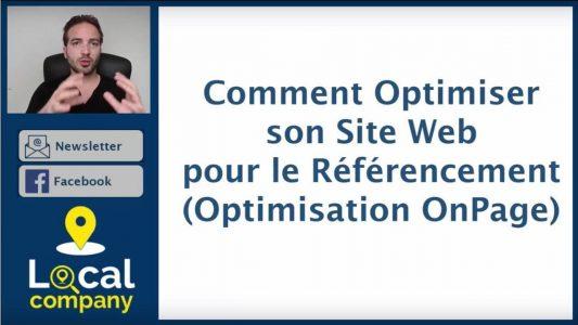 Comment Optimiser le Référencement d'un Site: SEO On Page