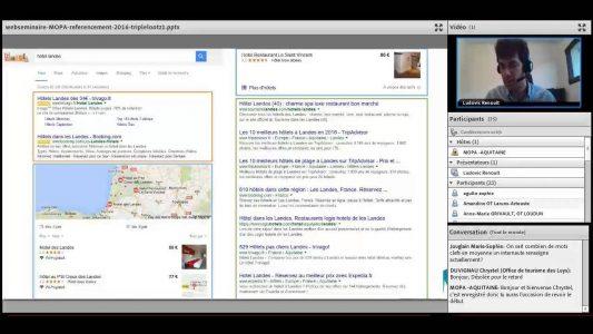 2016 Webséminaire : Le référencement Google partie 1
