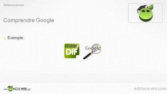 Référencement de site web – Comprendre Google