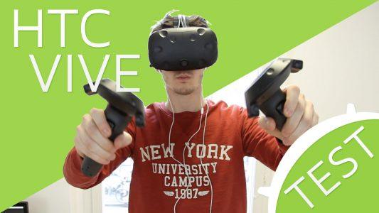 HTC Vive : Plus qu'un test, l'expérience ultime du casque de réalité virtuelle