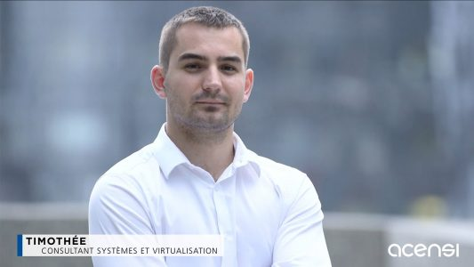 ACENSI – Métier Expert Virtualisation