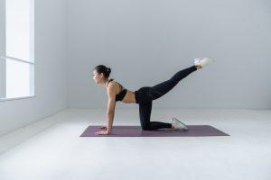 5 Yoga et perte de poids