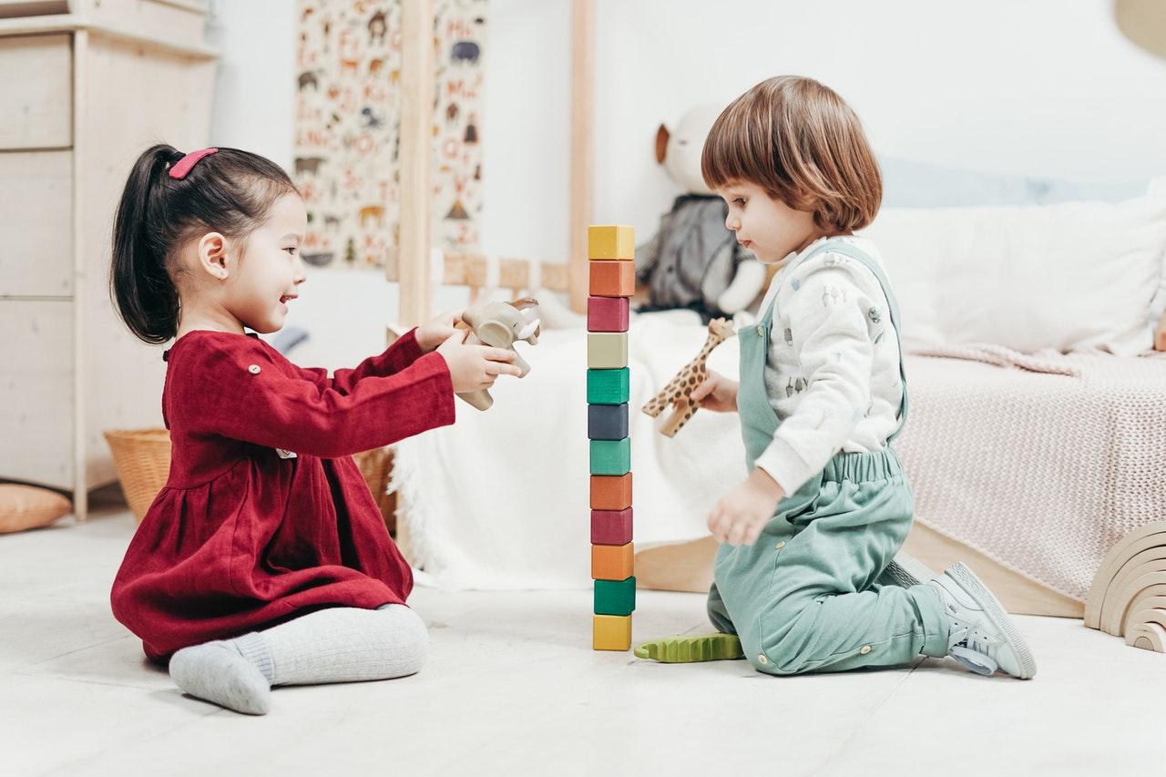 Entretien d'un jouet en bois